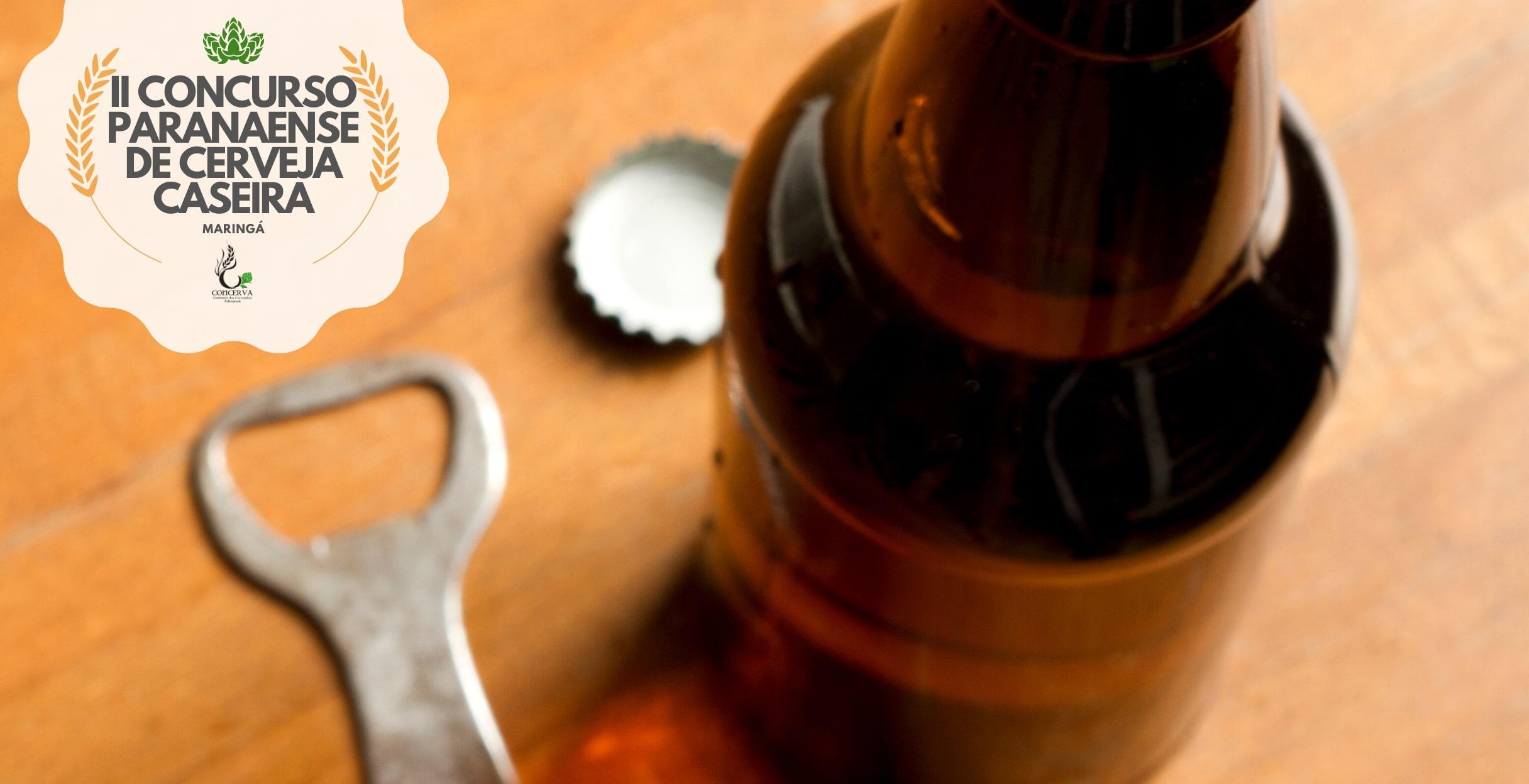 Resultado II Concurso Paranaense de Cerveja Caseira - MGA